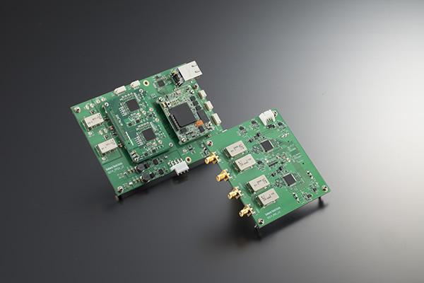 DDS+ADC+FPGAモジュール