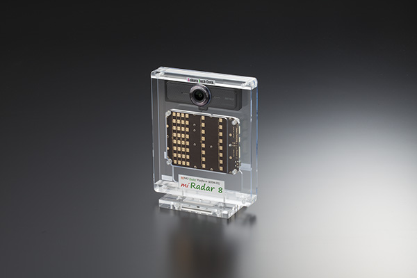 miRadar 8-EV2 評価キット