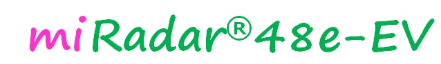 miRadar8 48e-EV logo